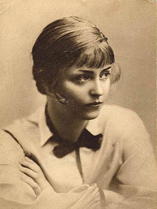 Мария Бабанова, 1920-е годы